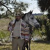 <b>Rey Becerra of the AH-TAH-THI-KI Museum describes the tools and weapons of the Seminole Wars</b> Everglades Day, February 14, 2015 <i>- Anthony Lang</i>