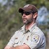 Wildlife Refuge Specialist Jake Tuttle