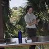 <b>Marcie Kapsch talks about snakes</b> Everglades Day, February 8, 2014 <i>- Anthony Lang</i>