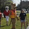 <b>Everglades Day Mascots</b> Everglades Day, February 8, 2014 <i>- Anthony Lang</i>