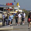 <b>Kim the Canoe Lady Prepares the Next Set of Canoers</b> Everglades Day, February 9, 2013 <i>- Tony Lang</i>