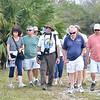 <b>Howard Bernstein leads Bird Walk on Marsh Trail</b> Everglades Day, February 9, 2013 <i>- Ryan Murphy</i>