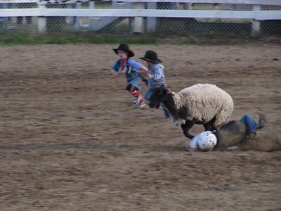 Evergreen Rodeo June '11