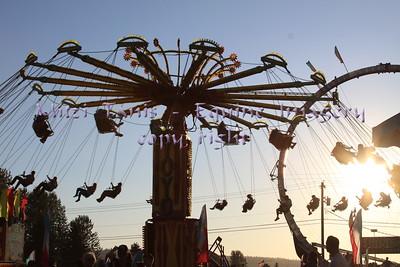 Evergreen State Fair 2011