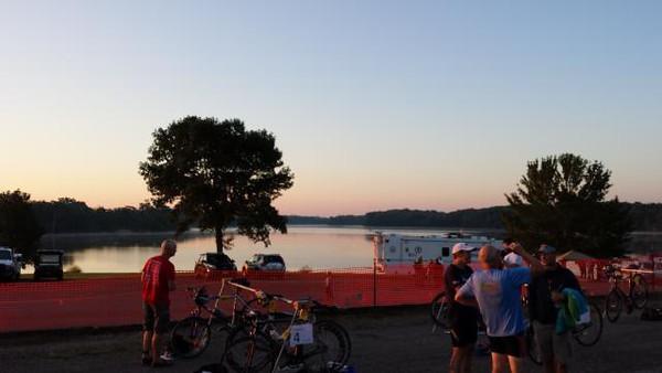Evergreen Triathlon 2013