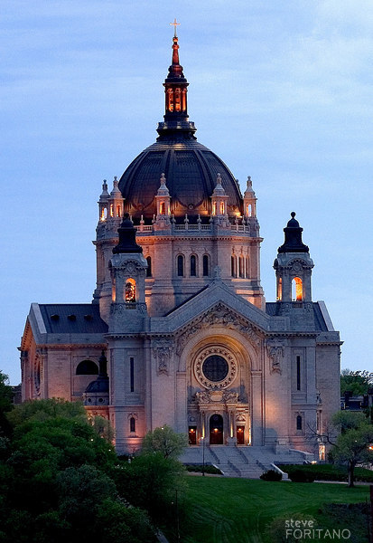 The Cathedral of St. Paul<br /> St. Paul, Minnesota