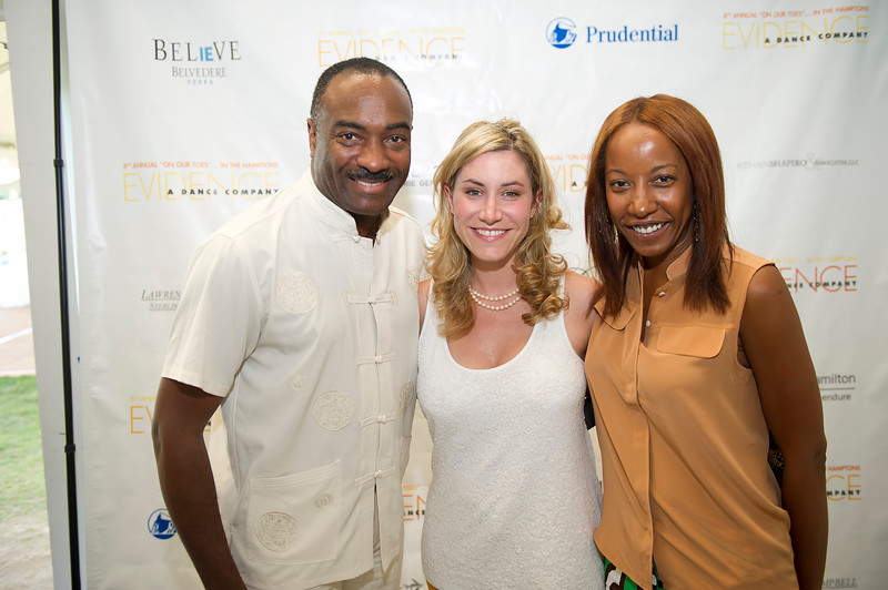Reginald Van Lee, Berry Brown, Joanne Hill