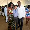 Prince Kunle Omilana, Princess Keisha Omilana, Arcell Cabuag