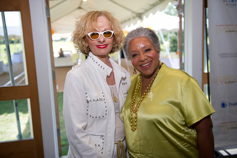 Lola West and Hedy Klineman, Artist