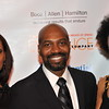 Clarice Young, Ron Brown, Annique Roberts