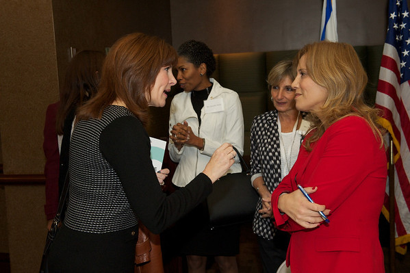 Executive Womens Forum of Empowerment hosted by Consul General Opher Aviran.