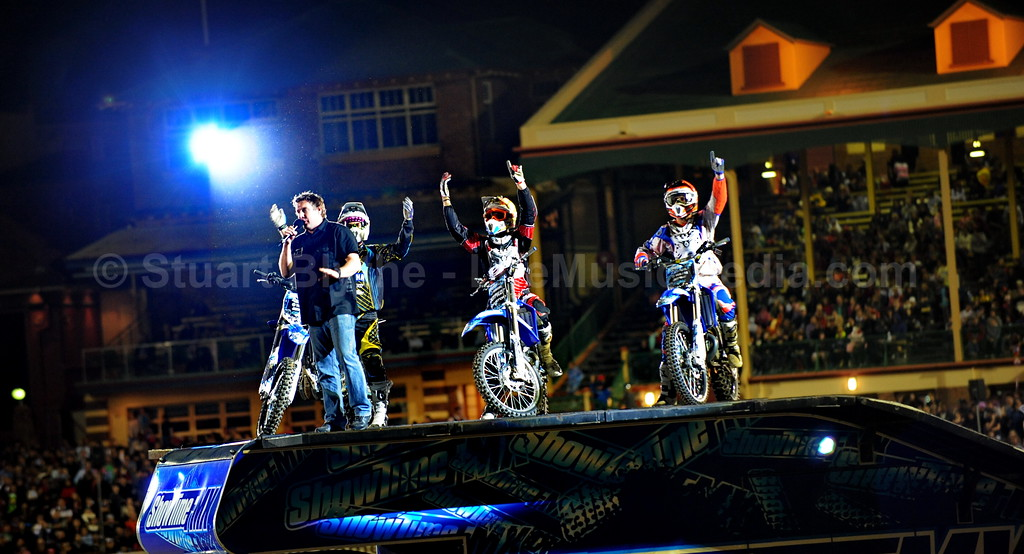"Ekka FMX 2010  Photographer: <a href=""http://stuartblythe.com"">Stuart Blythe</a>  Photographer: <a href=""http://lifemusicmedia.com"">LIFE MUSIC MEDIA</a>"