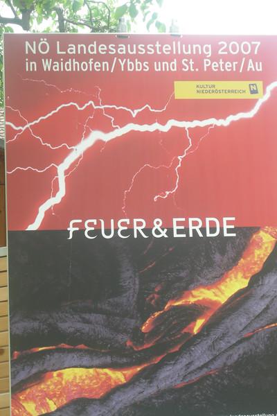 Feuer, Waidhofen / Ybbs