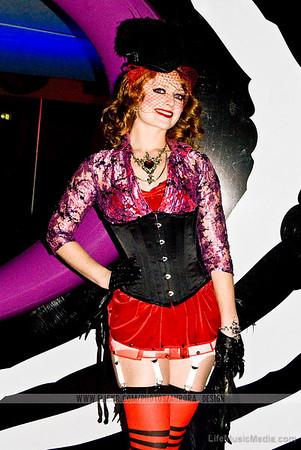 Strawberry Siren  Photographer: Naomi R  LifeMusicMedia