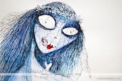 Corpse Bride  Photographer: Naomi R  LifeMusicMedia
