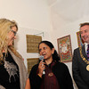 Ranelagh Arts Festival & The Art of Raghurajpur Exhibition launch supported by the Lord Mayor of Dublin and the Indian Ambassador.