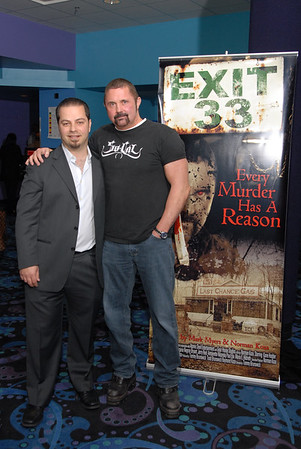 Exit 33 The Movie Premier