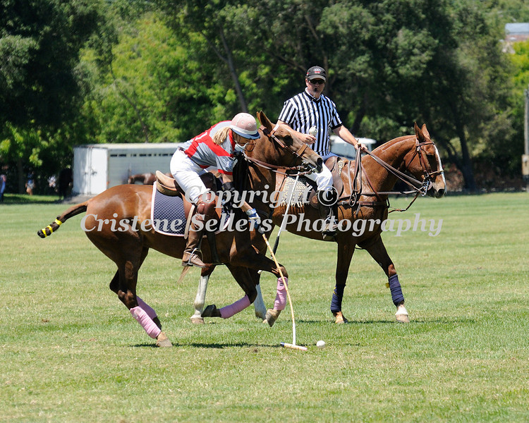 Game 2 <br>Menlo Polo Club's 2010 ExpertQuote Ladies' Cup Polo Tournament