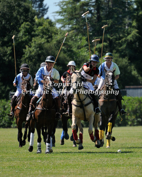 Game 4 <br>Menlo Polo Club's 2010 ExpertQuote Ladies' Cup Polo Tournament