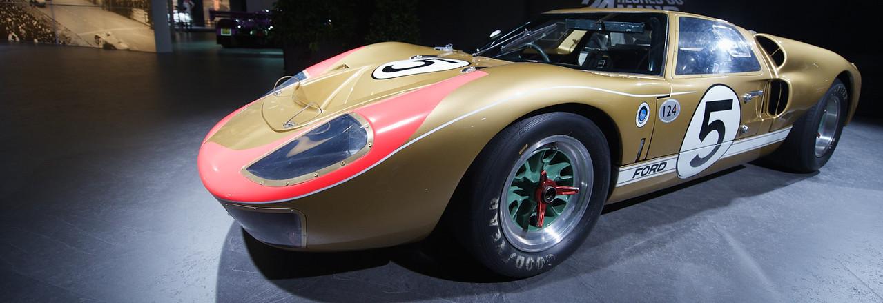 Ford - GT 40 MK II 1966