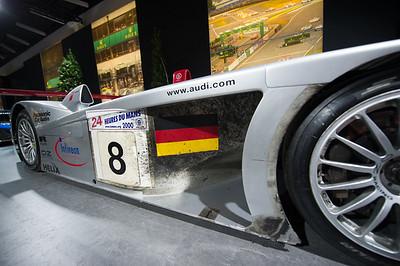 Audi R8 - 2000