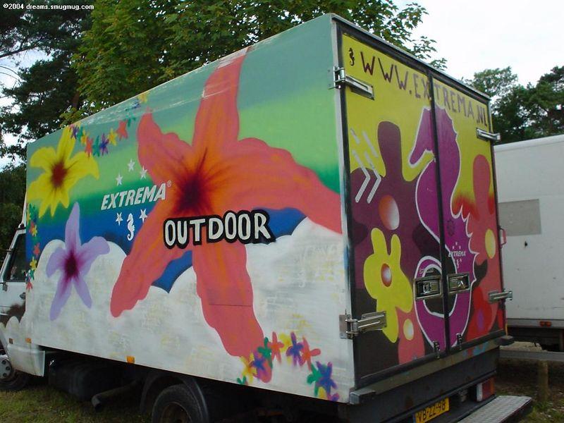 Extrema Outdoor PR truck