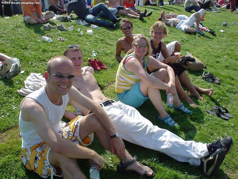 Martin, Sjoerd, Femke, Robin and Astrid