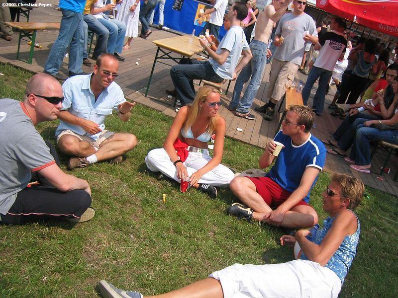 Sander, martin, Isabel, Sjoerd, Arjen
