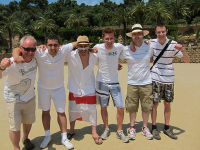 Team 'Partly White'