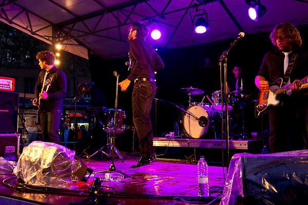 Fête de la musique Place de la Croix-Rousse Lyon