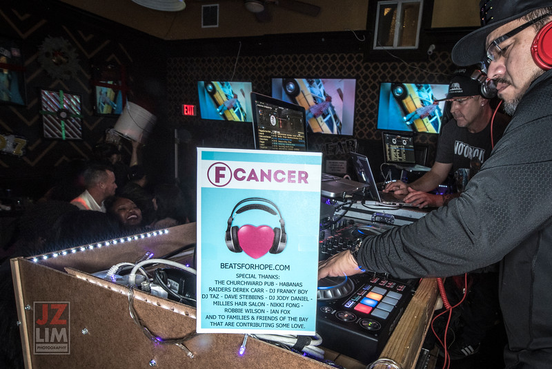 F Cancer @ChurchWard Pub 2016