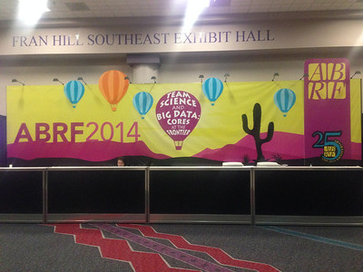 ABRF 2014 Registration Desk