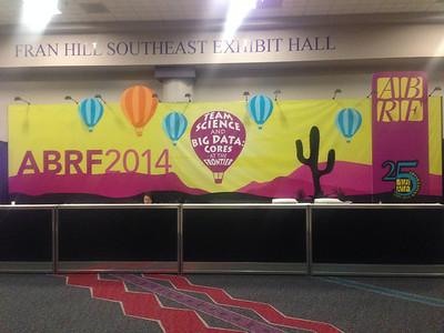 ABRF 2014 Registration Desk