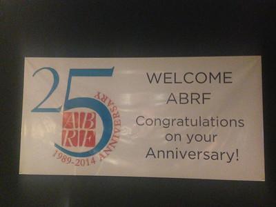 Welcome ABRF!