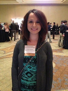 Kristina Aguilera -Graduate Student at  UT Southwestern Medical Venter
