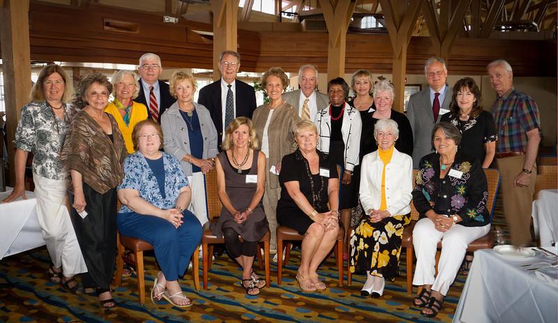 The 2011-12 FASO Board