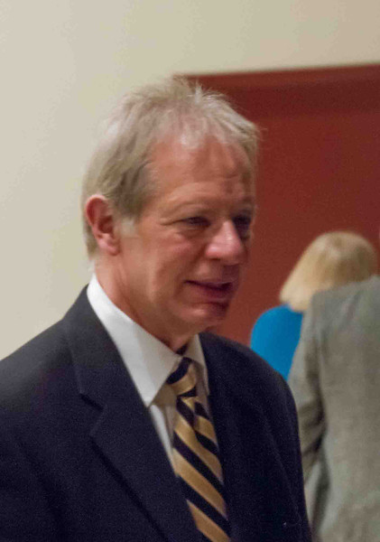 Jeth Mill, ASO Executive Director
