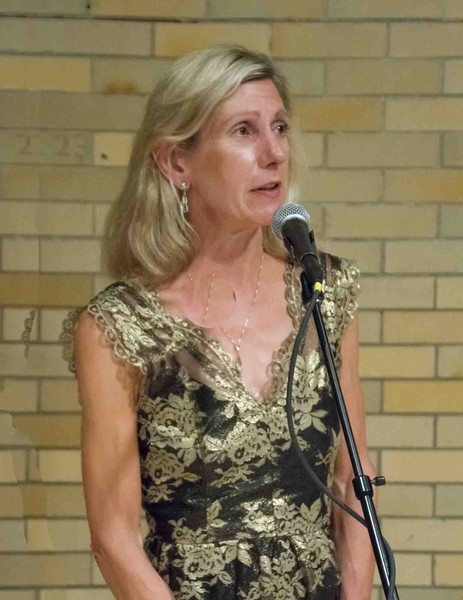 Paula Abernethy, President, FASO Friends of the Annapolis Symphony Orchestra