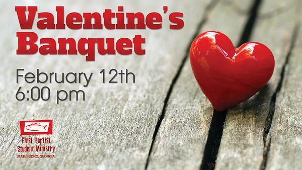 FBC Valentines Banquet