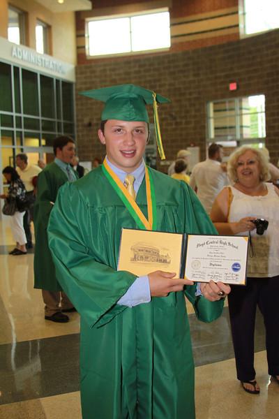 FC Graduation 2013