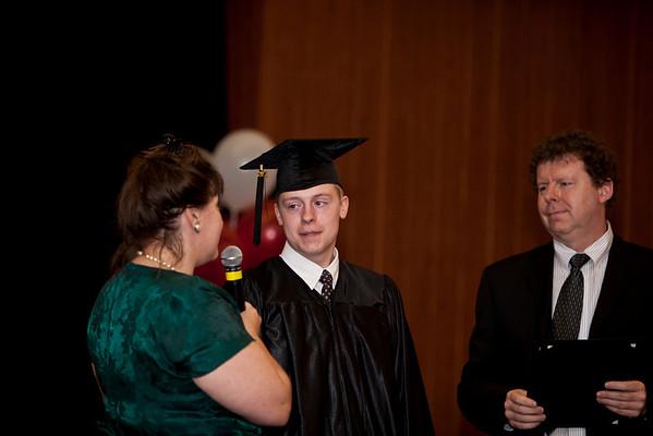 FCHE Graduation 2010