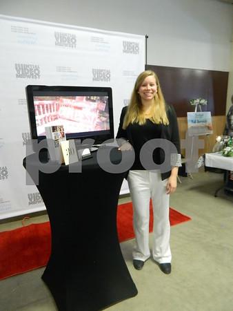 Alyssa Dreeszen with Essential Video Midwest