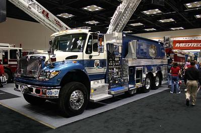 Wassaic, NY Fire Department, a 2007 Smeal-International Tanker 69-31,  3000 gallons