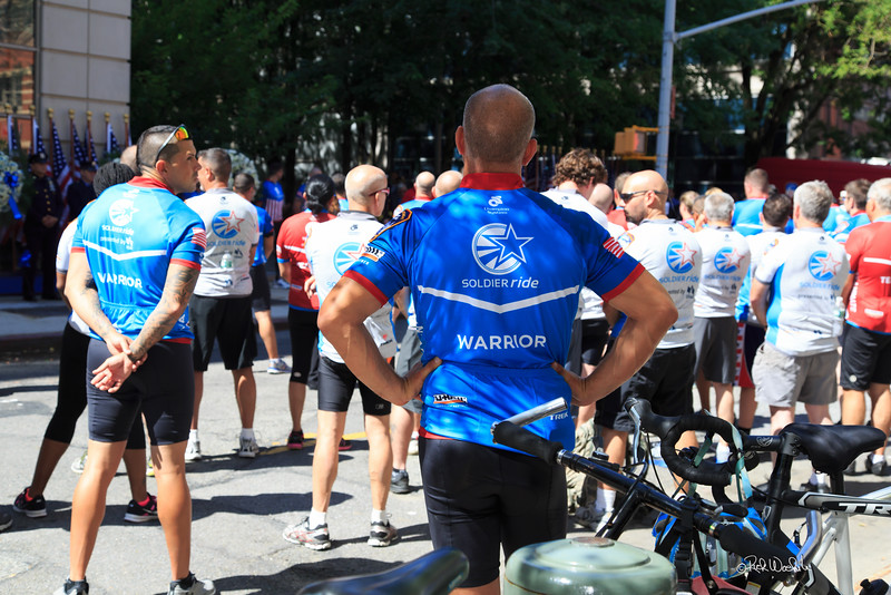 best cheap 95e7a 93fae FDNY - Wounded Warriors Bike Ride - Rick Woehrle Photography