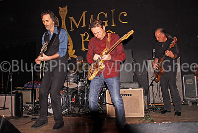 Jim McCarty, Bobby Murray, Marvin Conrad w/Jim McCarty & Friends