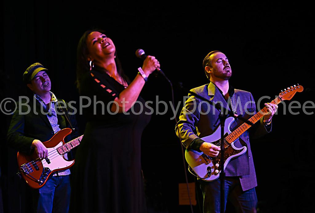 Dave Uricek, Tosha Owens, Joe Stanley - Bobby Murray Band