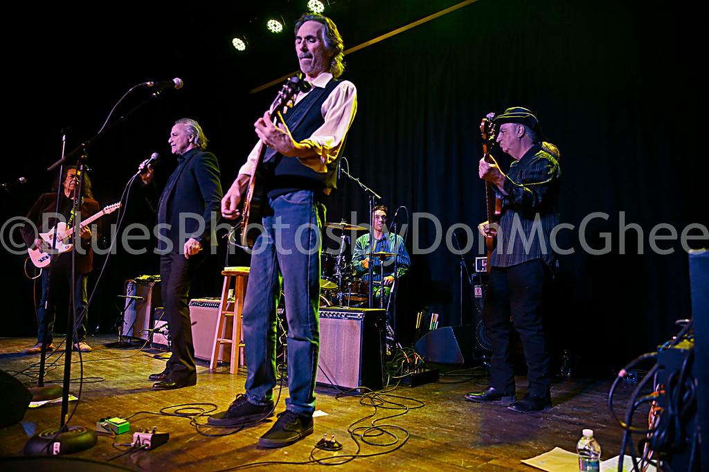 James Montgomery & Detroit Blues Band