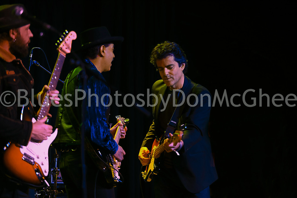 Jimmy Alter, Rusty Reid, John Barron - RJ Spangler's Soul Blues Review