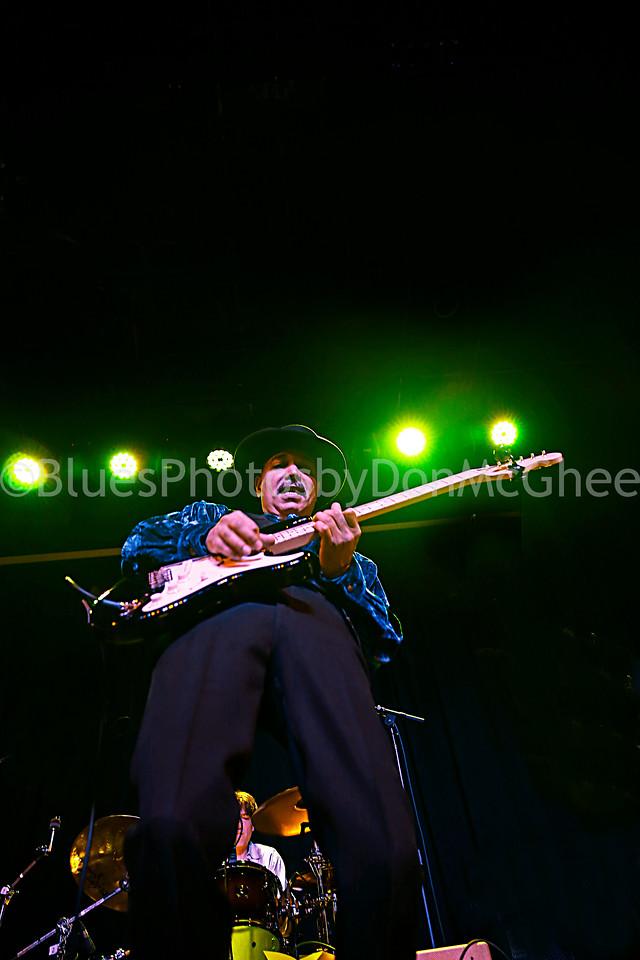 Rusty Reid - RJ Spangler's Soul Blues Review