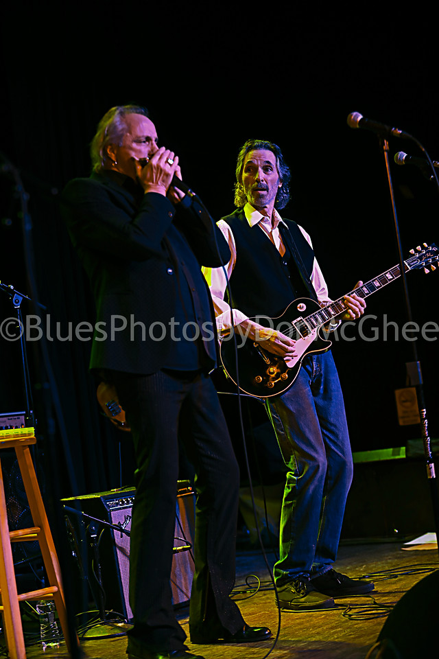 James Montgomery, Jimmy McCarty